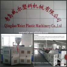 полые тип размер 150 мм WPC настилов профиль производственного оборудования