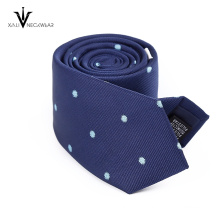 OEM Service Promotional Woven Polyester Logo Neck Ties