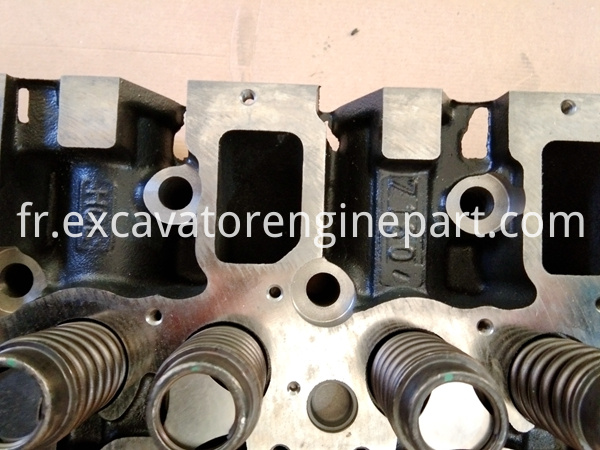 volvo d6d engine cylinder head assy 04291729