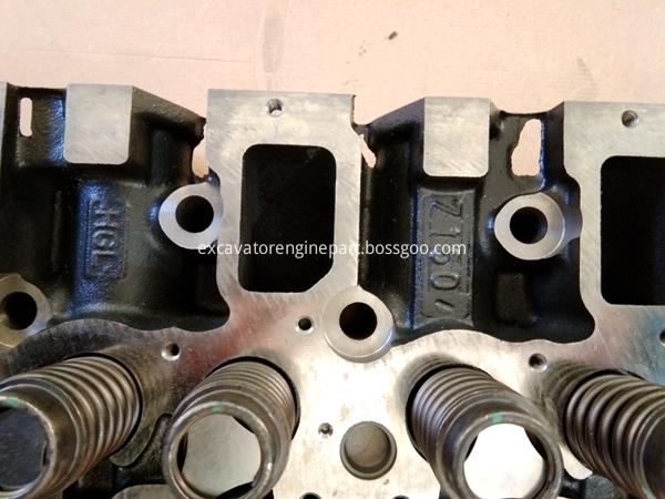 volvo d6d engine cylinder head assy 04291729