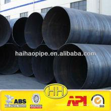 carbon steel spiral welded steel pipe/tubes