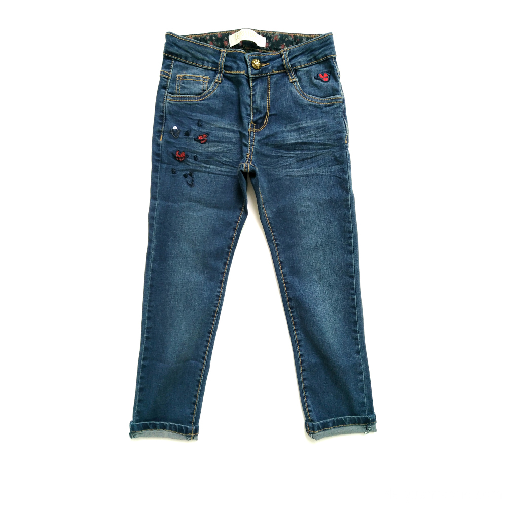 Blended Pants Kinderjeans mit Stickerei