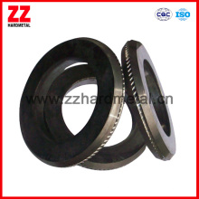 Zhuzhou Hot Sales Carbide Selo para Cold Rolling Ribbed-Screw Thread Aço Reforements
