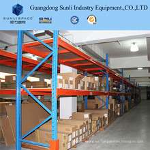 Almacén Industrial Pallet Rack