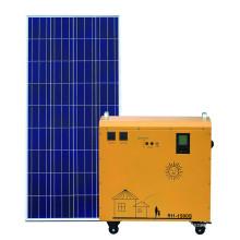 Portable novo do uso da roulotte do projeto de Espeon fora do sistema das energias solares da grade