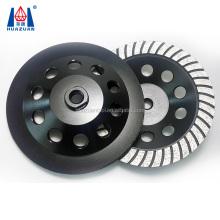 High Efficiency diamond grinding cup wheel