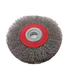 Hot Sale Polishing And Removing Metal External Steel Wire NHXB-0016 Cup Wire Brush