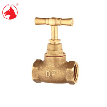 High Performance female thread brass stop valve