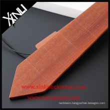 Men Fashionable New Model Hand Made Neck Wooden Tie