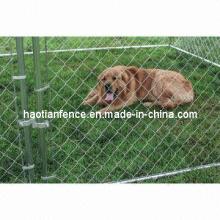 10X10X6ft Классический оцинкованный открытый питомник собак