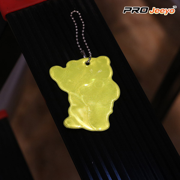 back bear fluo