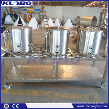 KUNBO Stainless Steel Mini Small Brewery Equipment Plant