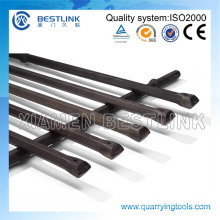 Factory Price Integral Drill Rod with Chisel Bits