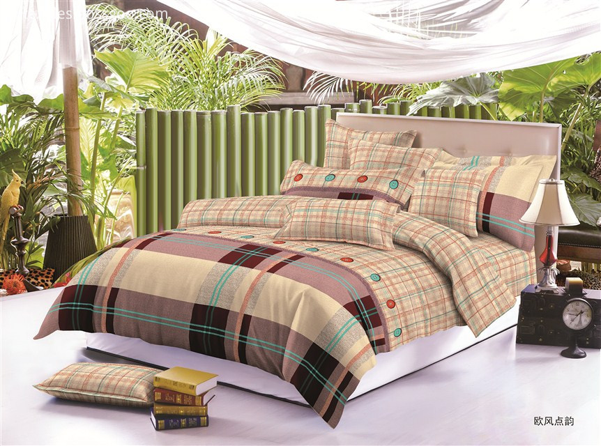 Bedding Set 70-140gsm