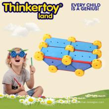 Melhor plástico educacional Melhor OEM brinquedos geométricos