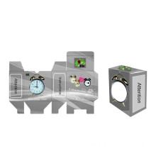 Top Quality Paper Packaging Box/Packing Box for Alarm Clock