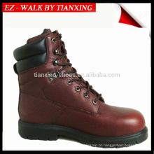 GOOD YEAR WELT WORK BOOTS COM TOAL DE AÇO E CABINE GENUINO SUPERIOR