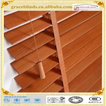 persianas de madera baratas persiana de madera de las persianas venecianas del tilo