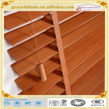 cheap wood blinds Basswood Venetian Blinds wooden window shutter