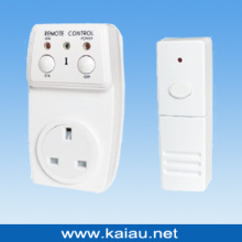 British Wireless Remote Control Plug (KA-BRS03)