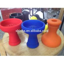 Silicon shisha bowl Hookah bowl--high temperature resistant narghile bowl hookah tobacco bowl
