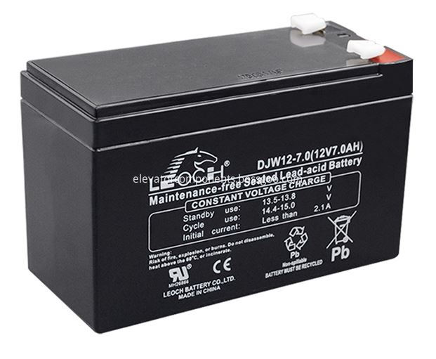 Maintenance-free Sealed Lead-acid Battery DJW12-7.0