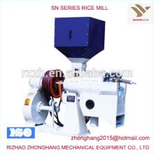 SN tipo nuevo molino de arroz precio de la máquina