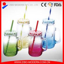 Saft Getränke Mason Jar Beverage Jam Glas Gläser mit Deckel