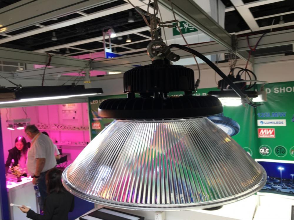 150W IK10 Round UFO Industrial Led Lighting