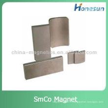 SmCo5 r21x3.4x28x45 samarium cobalt aimants smco