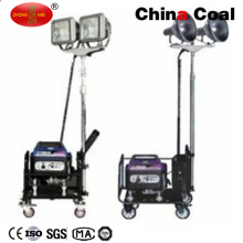 Hot Sale High Mast Emergency Diesel Generator Lighting Tower