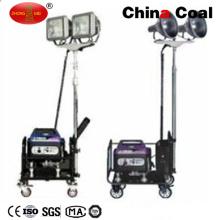 Hot Sale High Mast Emergency Diesel Generator Lighting Tower