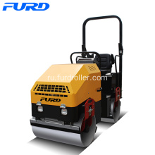 1.7+Ton+Double+Drum+Small+Vibratory+Road+Roller