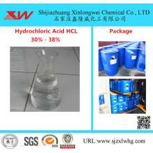 Industriequalität Salzsäure Flüssigkeit