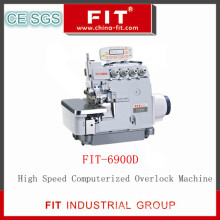 Computerized High Speed Overlock Machine