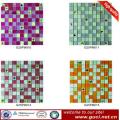 telhas fluorescentes materiais da decoração da parede interior para o mosaico cerâmico