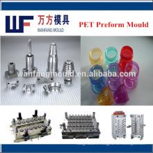 plastic preform mould making/28mm pet preform mould