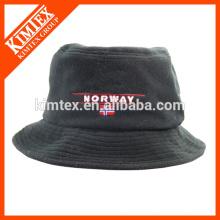 Kundenspezifischer Art- und Weiseeimer-Hut mit Stickerei-Logo