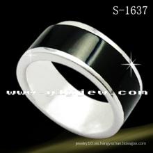 Joyería de moda 925 joyas de plata anillo