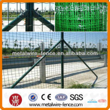 pvc coated holland mesh fence