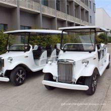 Zhongyi Produced Electric Classic Car Vintage Car Cheap Price