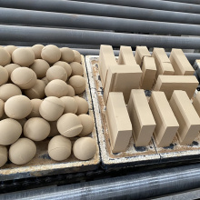 Износостойкий керамический шар из глинозема для шлифовального станка
