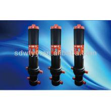 Cilindro hidráulico para caminhões reboque cilindro hidráulico para guindaste