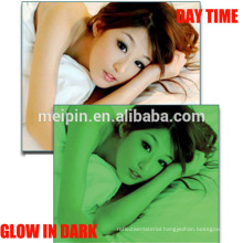 Photoluminescent glow in the dark products