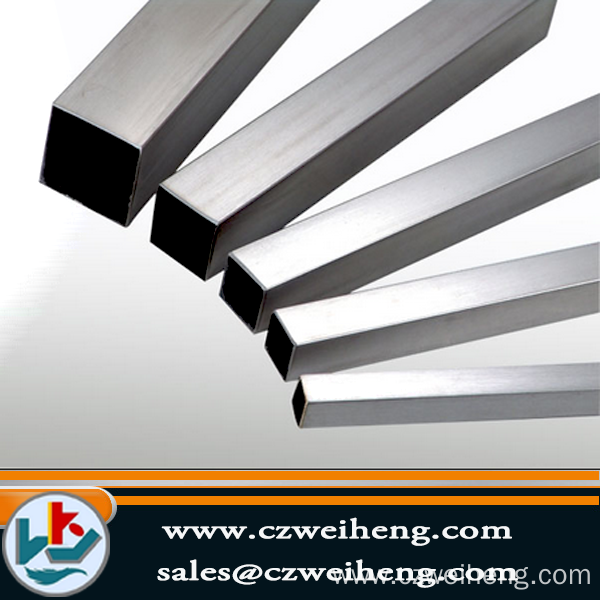 riangle steel tube 25*25*1.6mm