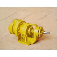 Professional design and high viscosity gear pump