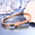 2017 Customized logo multi colors leather knitting infinity cross LOVE charm bangle bracelet for Women fashion jewelry