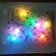 Luz led a pilas para bola de helio.