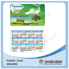 2015 Cheap Information Helpline/ Hotline Calendar PVC Card