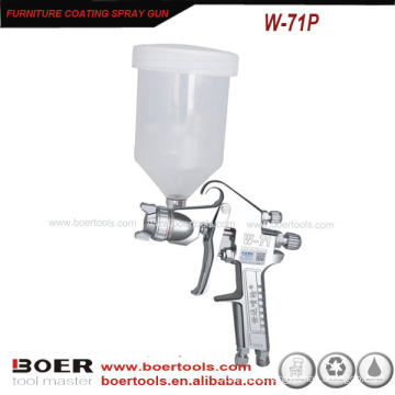 Spray Gun with plastic cup W-71P